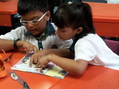 TL Reading Programme - Photo 02